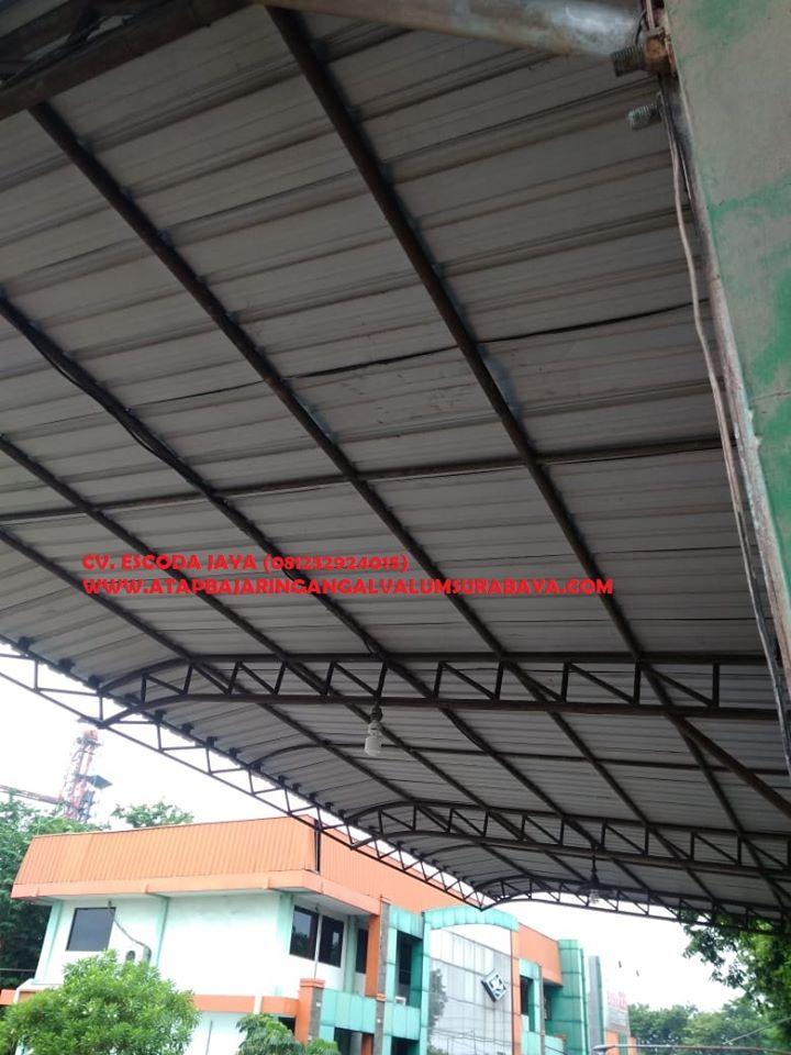 jasa pemasangan atap baja ringan kabupaten sidoarjo