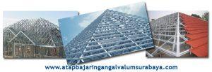 HUB 081232924015 jasa pasang galvalum surabaya .
