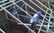 Tarif Atap Baja Ringan