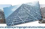 kontruksi pasang atap baja ringan rungkut surabaya