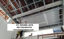 Jasa pemasangan atap baja ringan surabaya sidoarjo