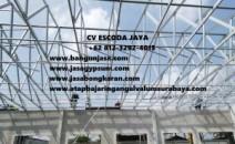 Jasa pemasangan atap baja ringan benowo surabaya