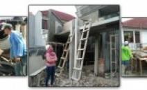pemborong pasang rangka atap surabaya