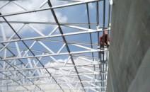 Harga paling baru pemasangan atap baja ringan surabaya